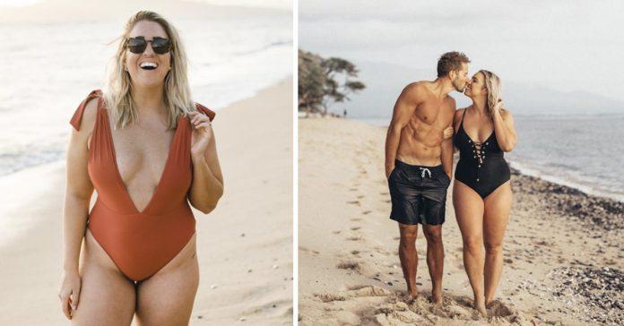 la viral respuesta de una influencer curvy con un marido 22demasiado guapo para ella22 banner