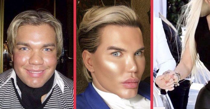 el ken humano el chico que se gasto medio millon en operaciones y que ahora se ha convertido en barbie banner