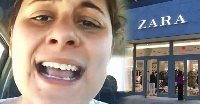 omayra cazorla la chica que ha hecho un video viral contra amancio ortega y zara banner