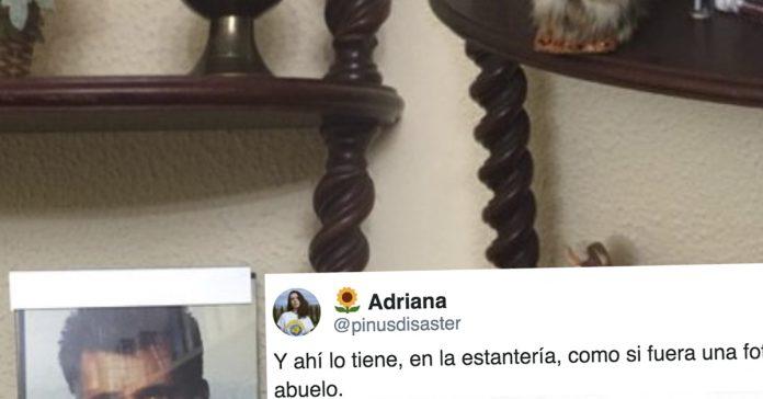 una abuela se vuelve viral por tener una foto de su amor platonico banner