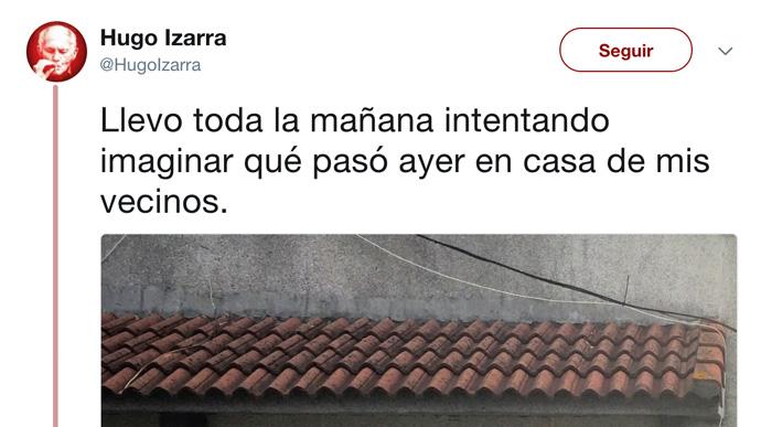 un tuitero comparte su enorme preocupacion por lo que ha ocurrido en casa de sus vecinos banner
