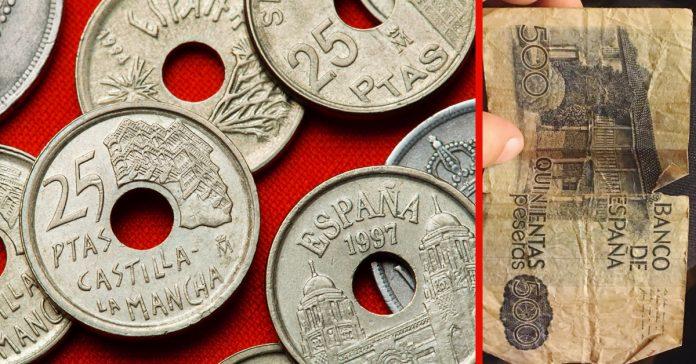 las antiguas monedas de 25 pesetas podrian hacerte millonario si las encuentras banner