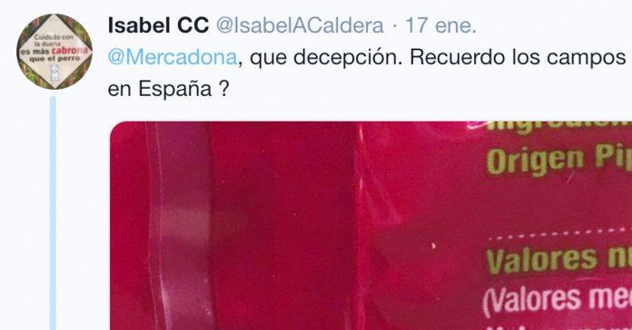 mercadona responde a una foto viral en twitter que decepciona a sus compradores banner