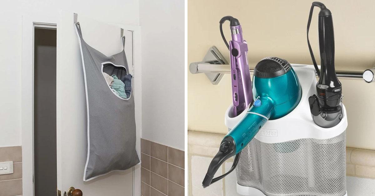 10 Superinventos para dar un giro de tuerca al cuarto de baño