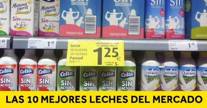 ranking 10 mejores leches espana banner
