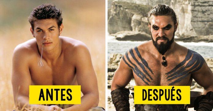 el increible antes y despues de los actores de juego de tronos banner 2