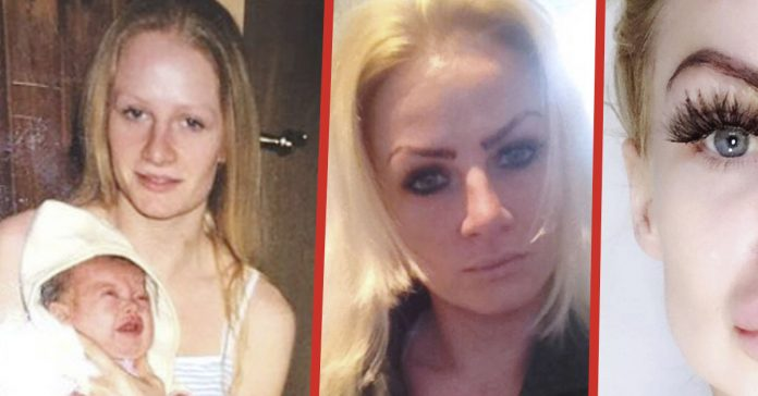 una joven britanica se inyecta aceite de bebe para convertirse en la barbie humana banner