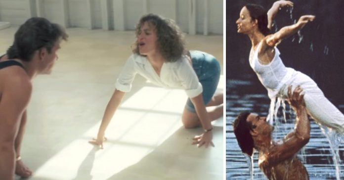10 cosas que probablemente no sabes sobre dirty dancing banner