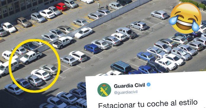 el divertido comentario de la guardia civil sobre nuestra forma de aparcar que se ha extendido por las redes banner