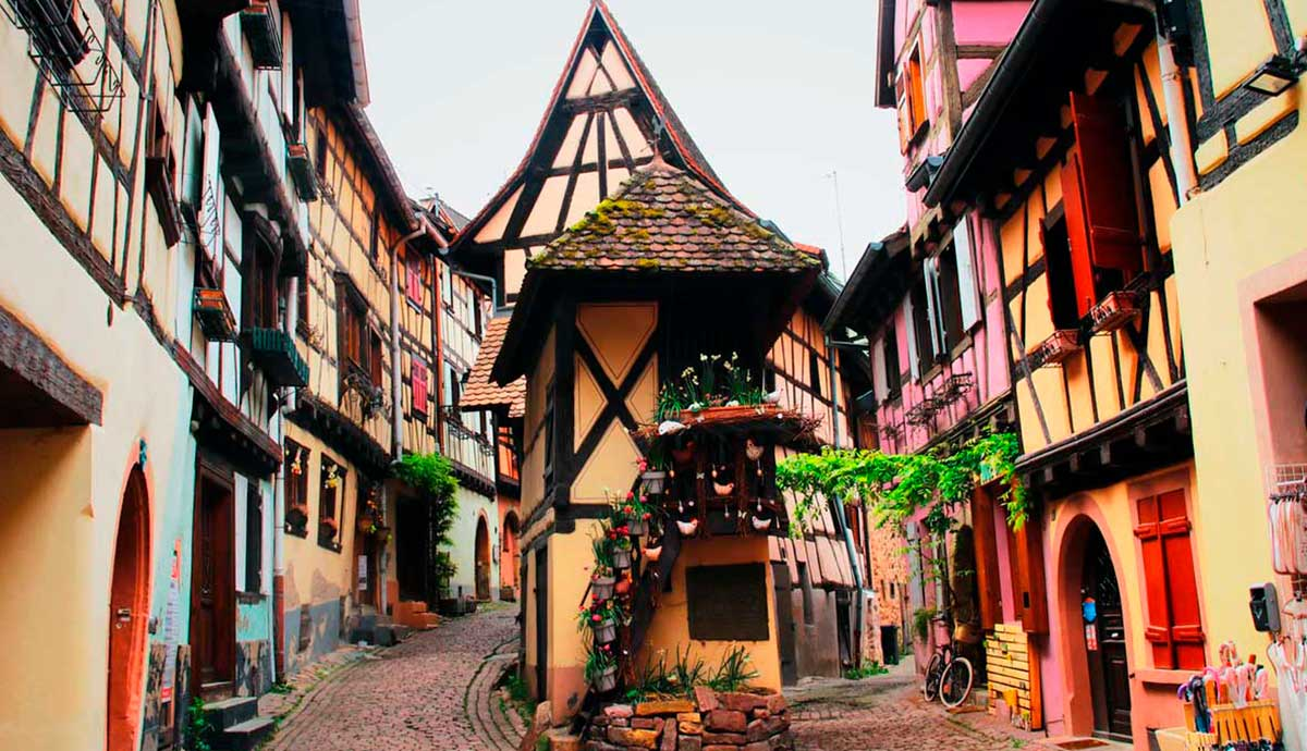 pueblo de eguisheim