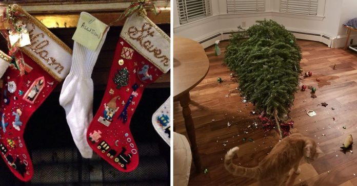 navidades desastrosas